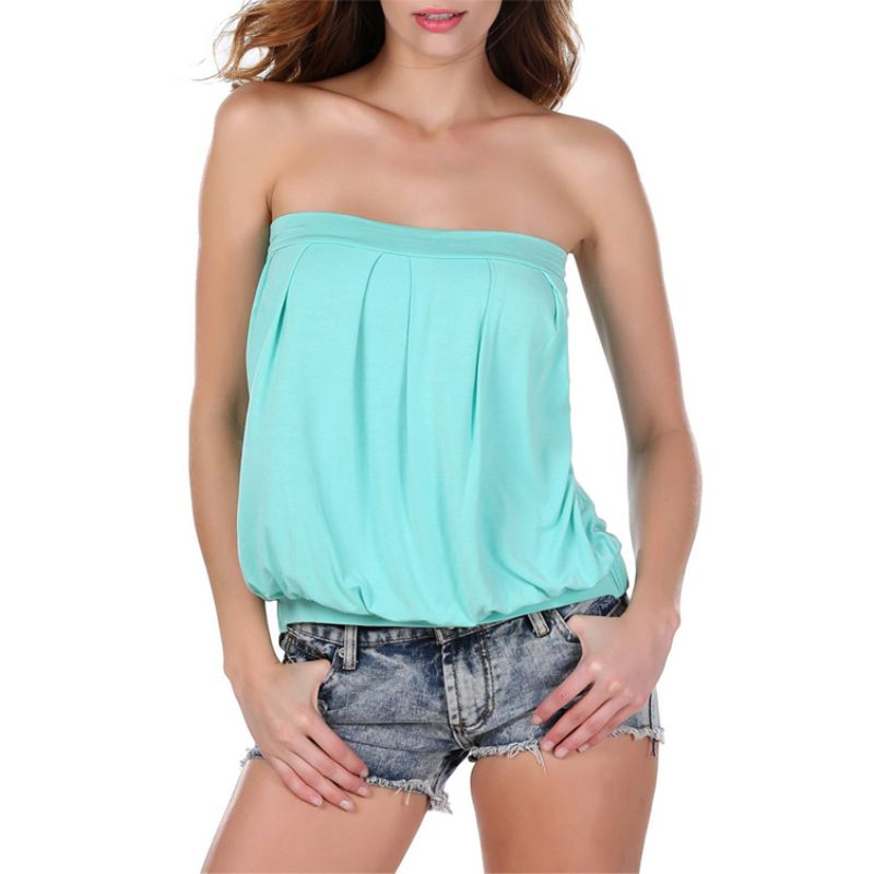 Free shipping and returns on Women's Strapless Tops at fbcpmhoe.cf