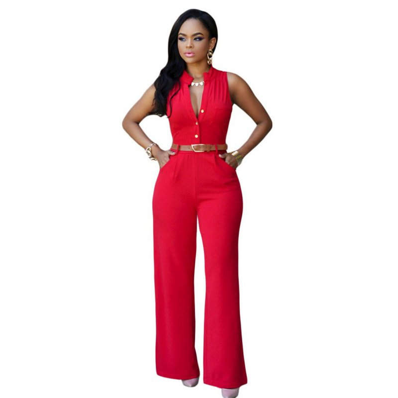 Women Clubwear Sleeveless Playsuit Ladies Bodycon Party Jumpsuitu0026Romper Trousers | EBay
