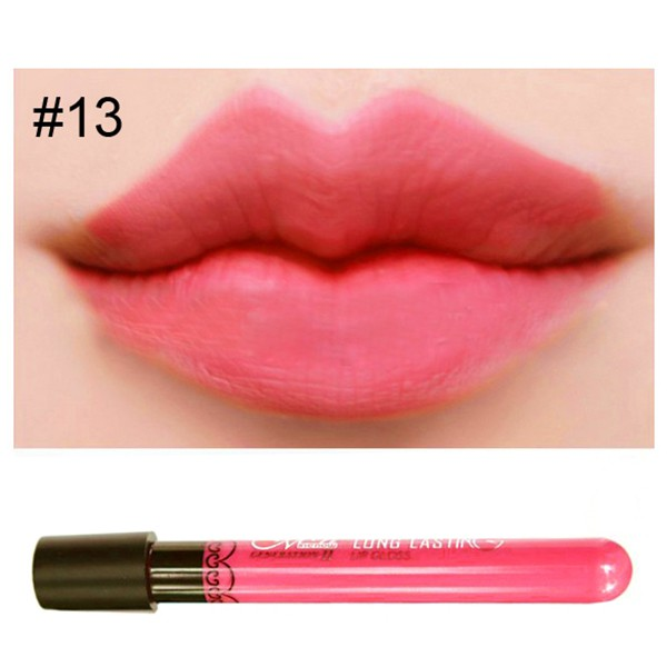 Womens Makeup Waterproof Lip Stick Pencil Lipstick Lip Gloss Lip Pen Make Up