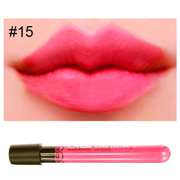Long Lasting Chic Makeup Waterproof Lip Pencil Lipstick Lip Gloss Lip Pen Matte