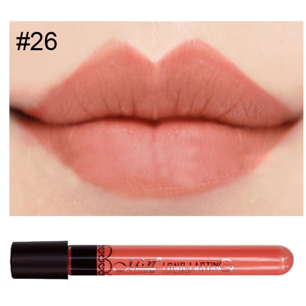 Stunning Sexy LipStick Makeup Waterproof Lip Pencil Lipstick Lip Gloss Lip Pen