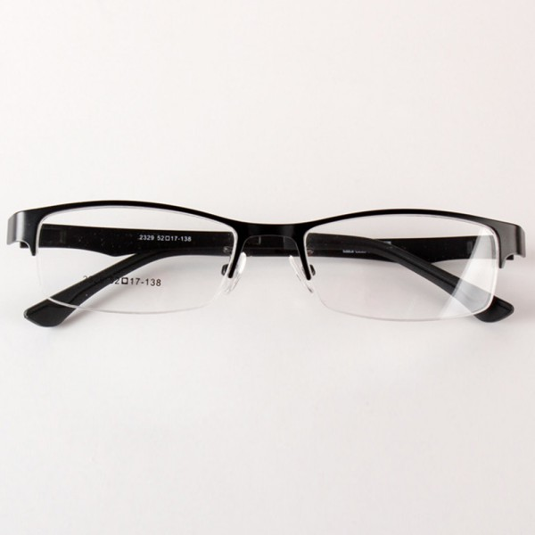 What Are Half Frame Glasses Called : Fashion Womens Eyeglasses Frame Optical Eyewear Half Rim ...