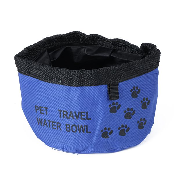 Portable Dog Pet Travel Collapsible Food Water Bowls Pets: Portable Foldable Collapsible Pet Cat Dog Camping Travel