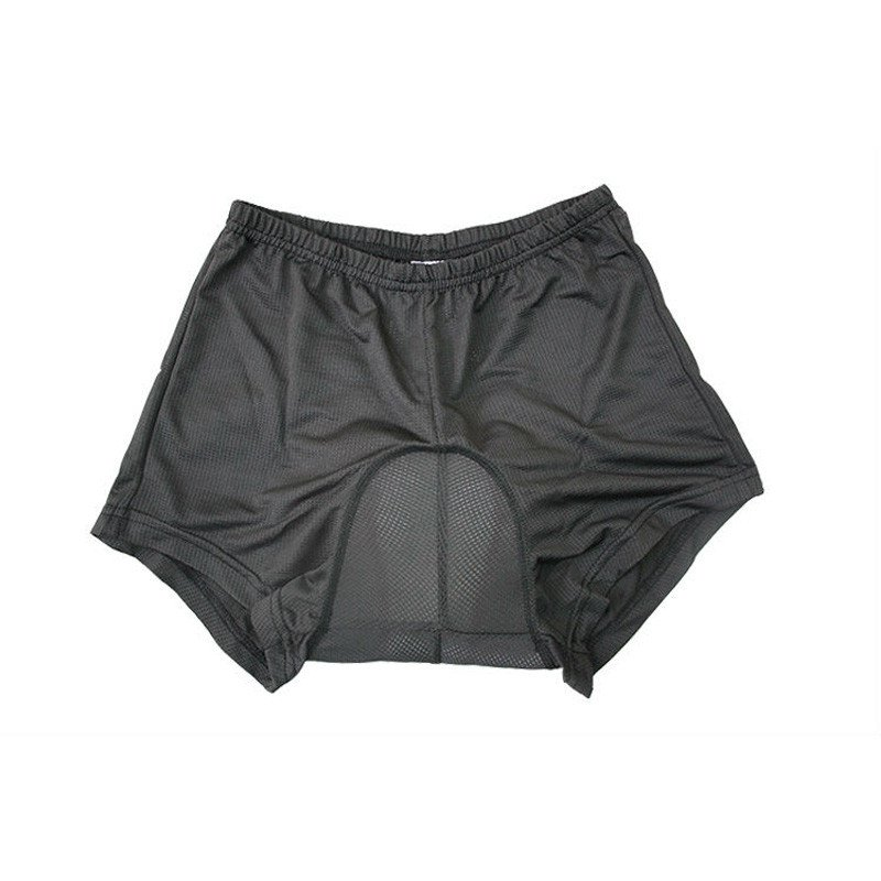 Mens Cycling Underwear Gel 3D Padded Bike Bicycle Riding Shorts Pants Trousers