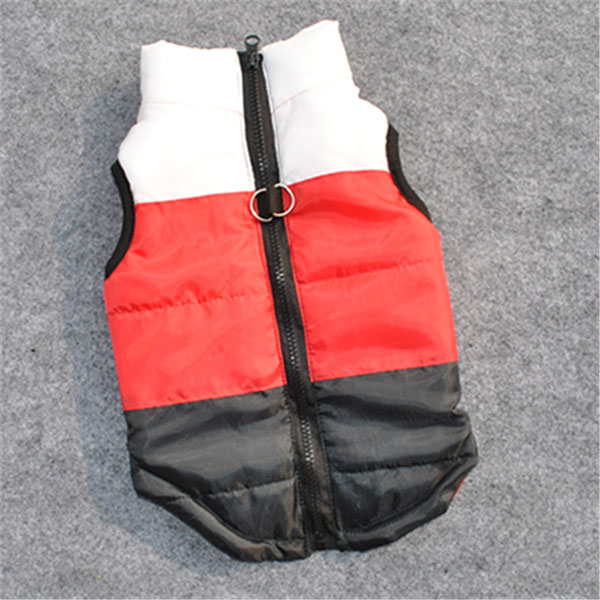 Pet Cat Dog Clothing Soft Padded Vest Harness Puppy Small Dog Coat Clothes