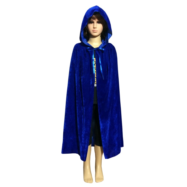how to make a kids hooded cloak