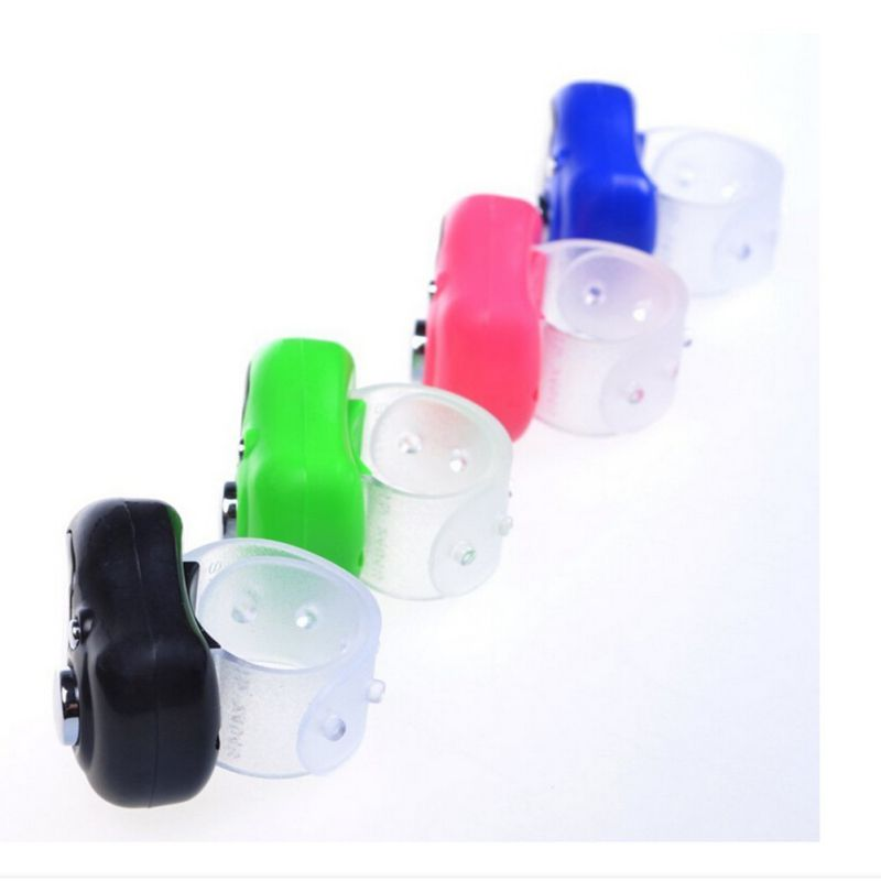 Knitting Row Counter For Finger : New lcd electronic digit finger counter stitch marker row
