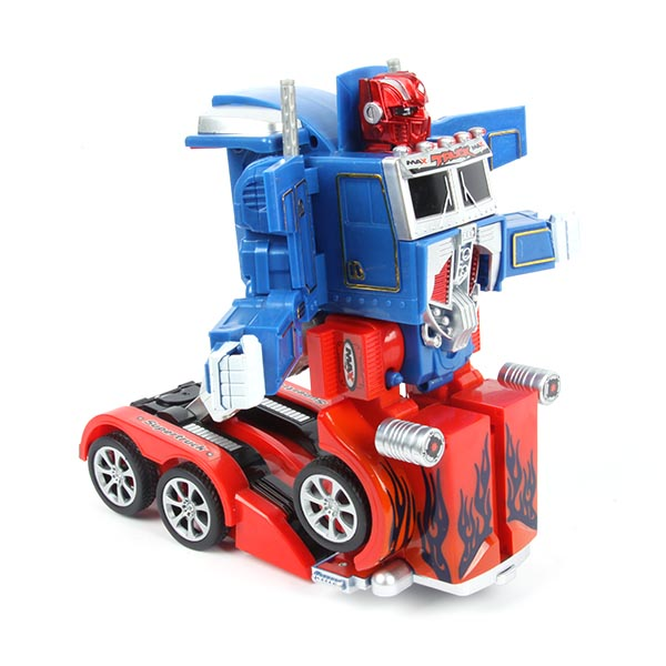 Cool Robot Toys : New rc robot toys remote control car distortion