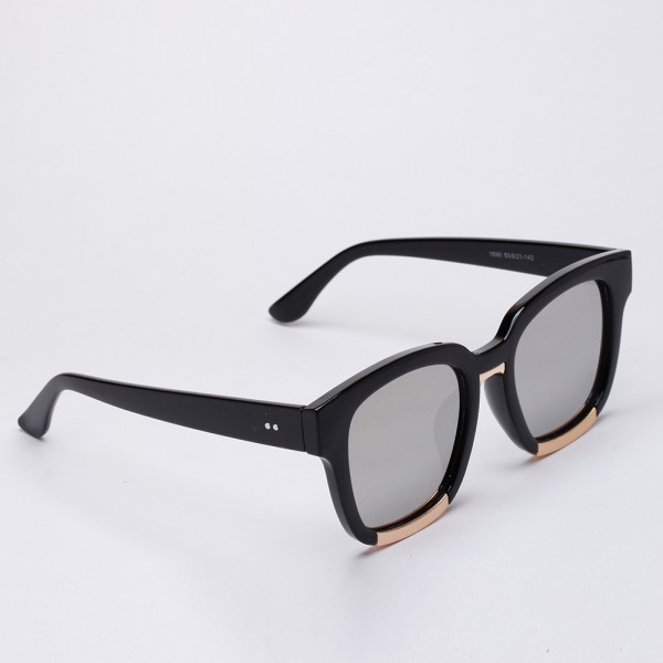 Square Framed Fashion Glasses : Fashion Summer Unisex Square Frame Sunglasses Outdoor ...