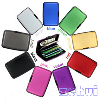 Color-Waterproof-Aluminum-Metal-Business-ID-Credit-Card-Wallet-Holder-Case-Box