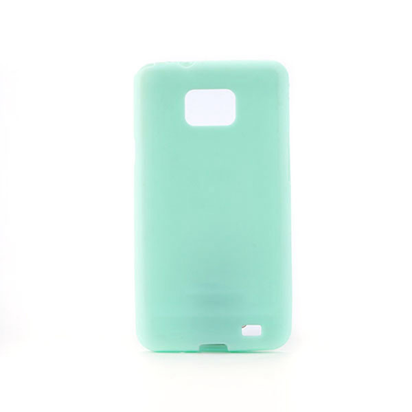 Topping TPU Silicone Candy Soft Case Cover Shell For Samsung Galaxy S2 i9100