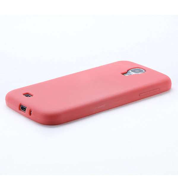 1/8 Colorful Soft TPU Rubber Jelly Case Cover For Samsung Galaxy S4 i9500