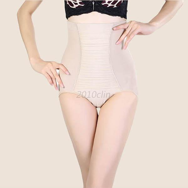 Women's Waist Tummy Girdle Shaper Ladies Cincher Seamless Knickers Shapewear C51