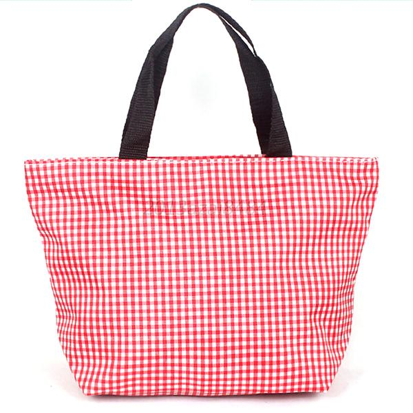 Insulated Carrying Bag : Insulated lunch tote bag cooler box lunchbox bags handbag