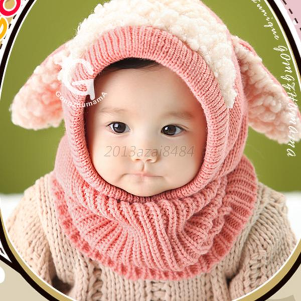 New Winter Baby Toddler Girl Boy Warm Cute Panda Hat Cap Beanie Scarf Set Kids. For seasons: Winter Autumn Spring. Fabrics feel very comfortable, windproof ear, no longer afraid of the cold winter.