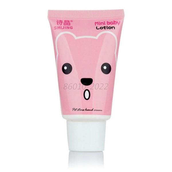 Funny Face Pattern 40g Mini Body Lotion Hand Cream 4 Style Perfumed Smell B99