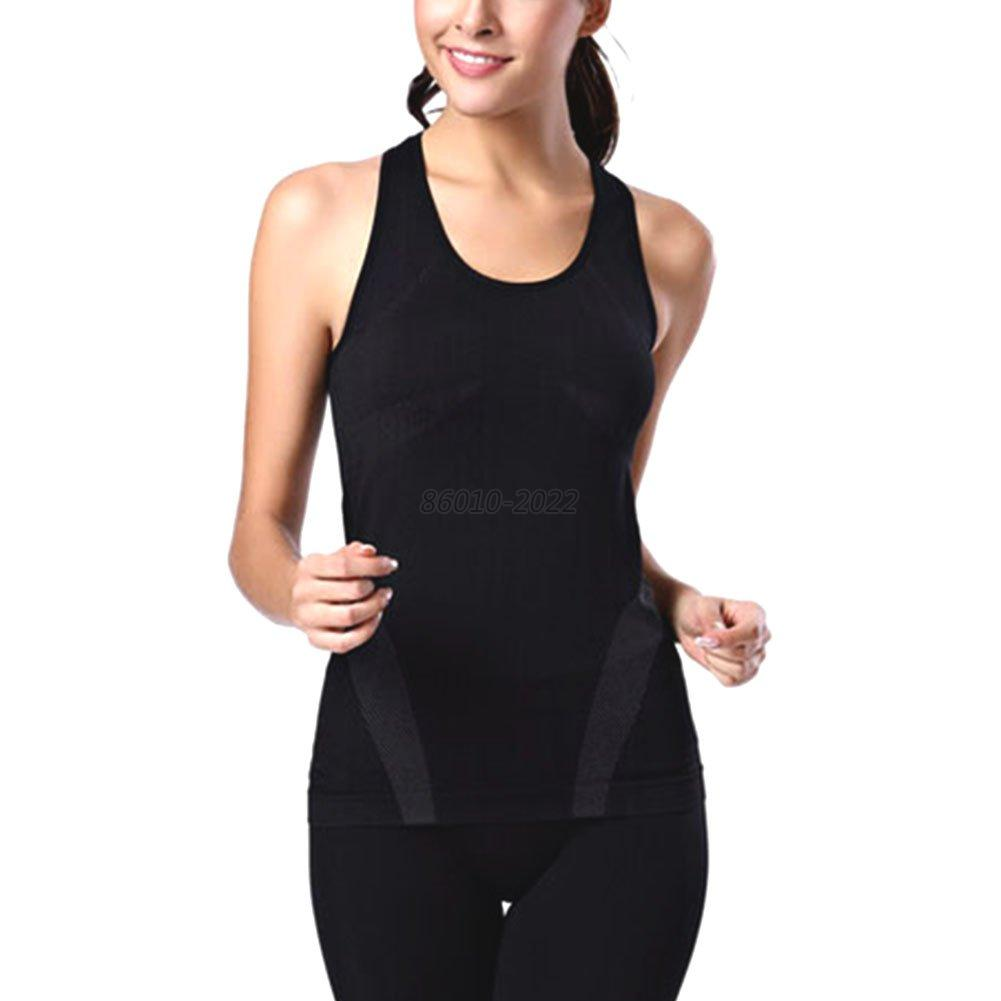 Women 39 S Base Layer Athletic Apparel Slim Tank Vest Sports