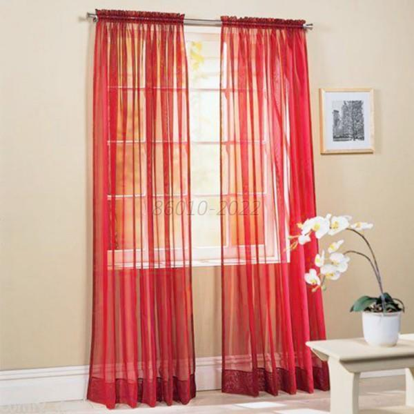 sheer curtain window curtains bedroom voile drape panel sheer curtains