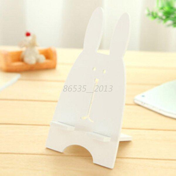 Fashion Universal Cell Phone Cartoon Stand Holder Desk for Mini Galaxy iPhone