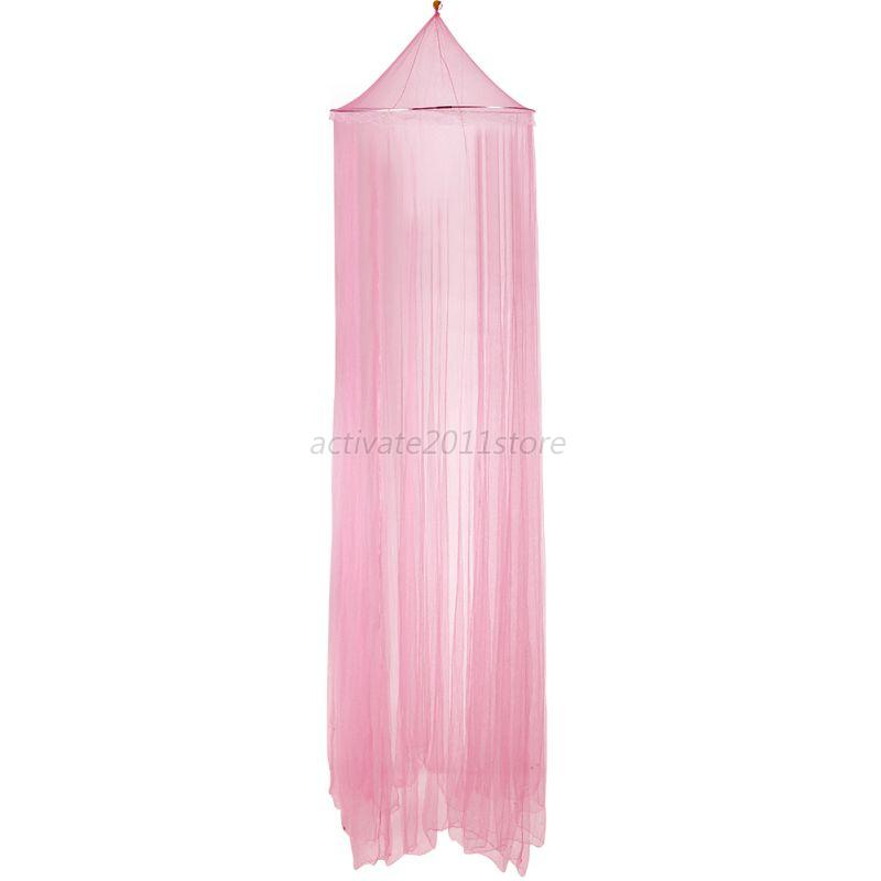Simple Style Bed Canopy Mosquito Net Netting Mesh Bedroom Curtains For 1 5m Bed