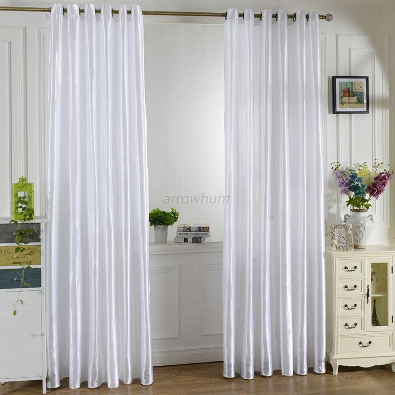 Nice Window Screen Curtains Room Door Blackout Lining