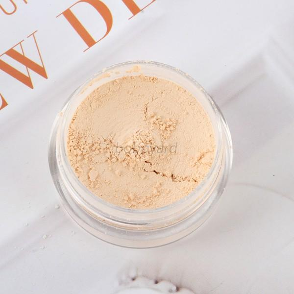Multi-Color Women Face Makeup Natural Mineral Loose Powder Foundation Cosmetic