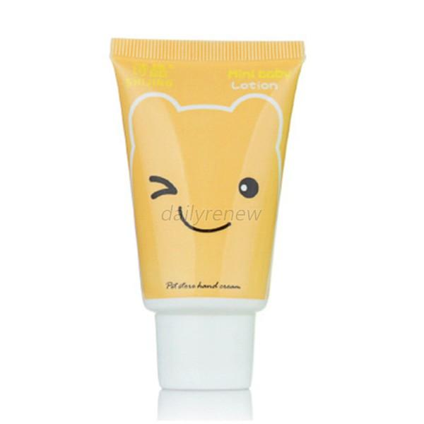 4 Style Funny Pattern Perfumed Smell Milk Smell Mini Body Lotion Hand Cream D41