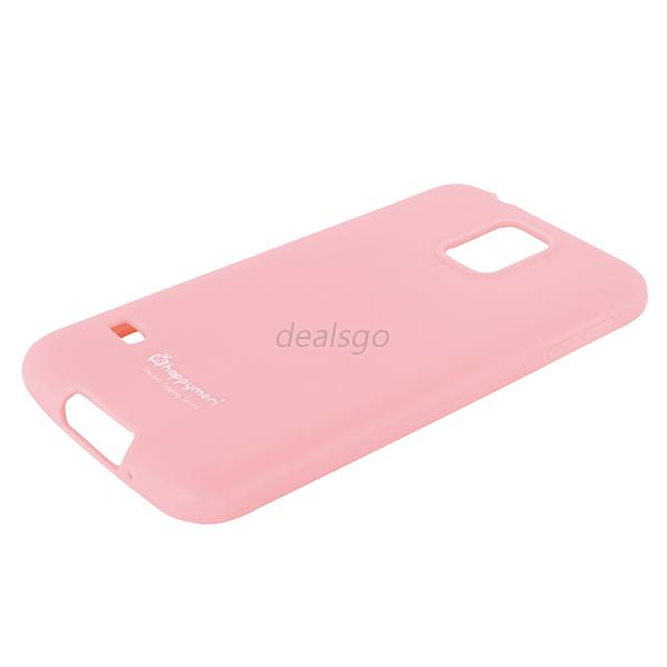 Fashion Soft Protect TPU Rubber Case Cover Skin For Samsung Galaxy S5 i9600 DEC