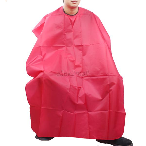 Waterproof-Barber-Gown-Cloth-Hair-Cutting-Hairdressing-Cape ...