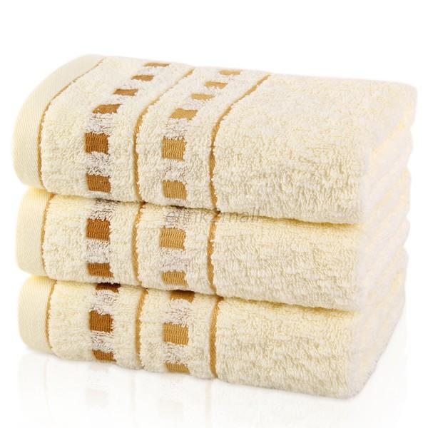 33x76cm Soft Cotton Bath Oversized Towels Absorbent Beach