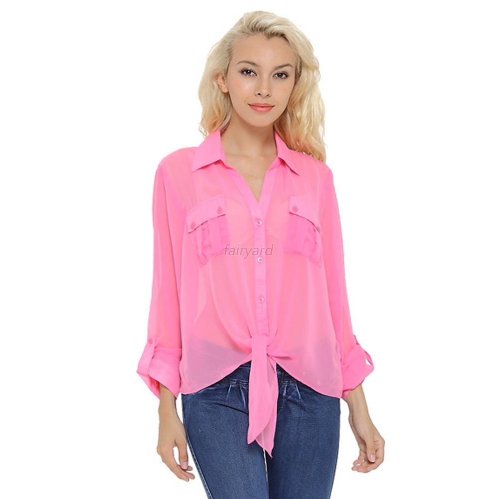 29 wonderful womens blouses and button downs for Awesome button down shirts