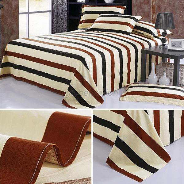 hq bed sheet flat sheets comfortable bedding king queen. Black Bedroom Furniture Sets. Home Design Ideas