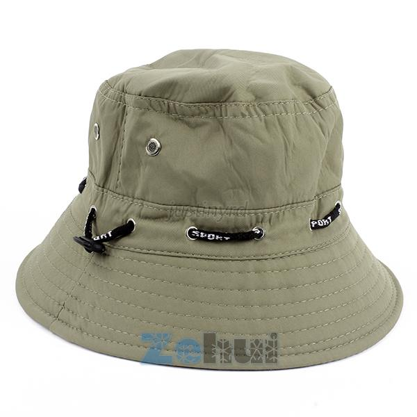 Hot bucket hat canvas boonie hiking fishing travel outdoor for Fishing bucket hats