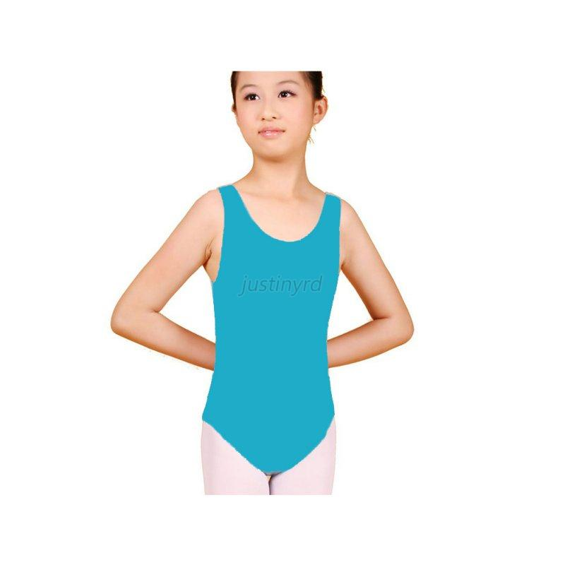 Girl Kids Gymnastics Dance Clothes Children Ballet ...