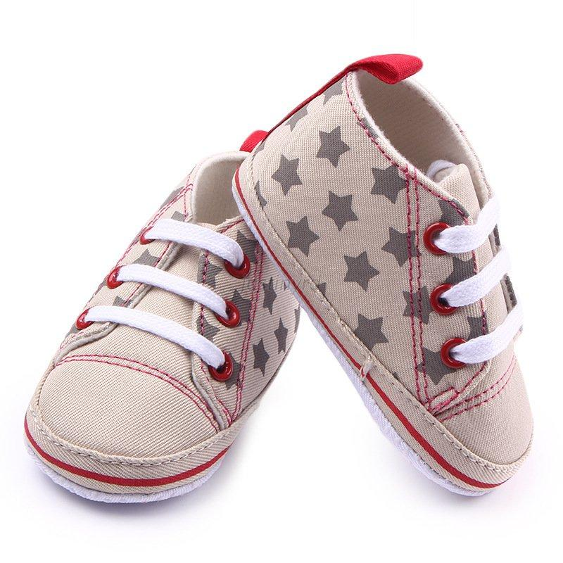 infant baby boy soft sole crib shoes sneakers