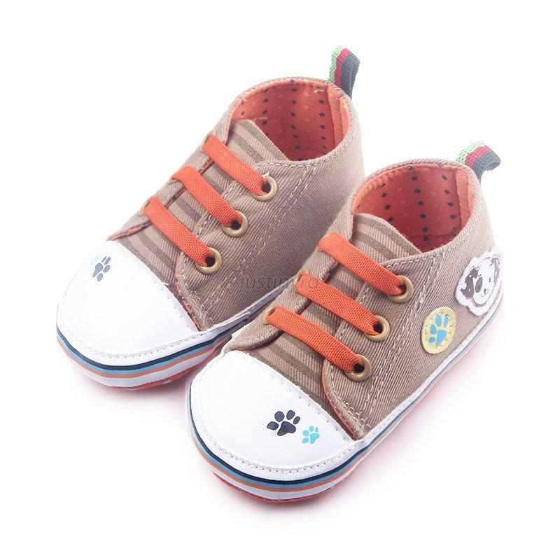 Infant Baby Boy Girl Soft Sole Crib Shoes Sneakers Kids ...