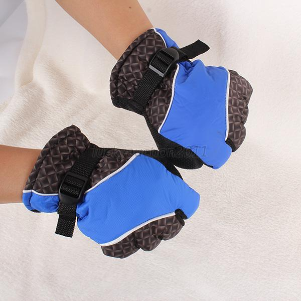 Mens women Cycling Gloves Full Finger Non-slip Shockproof Bike Sport Gloves L21