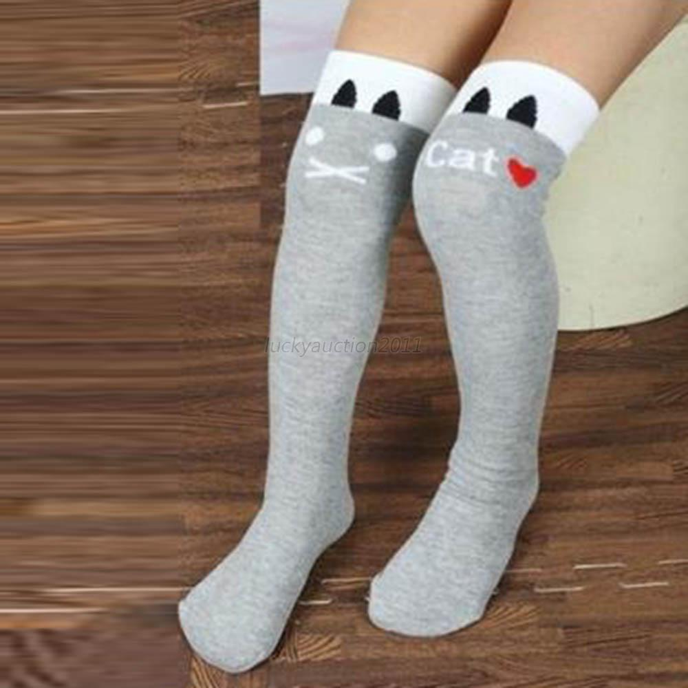 girls in socks