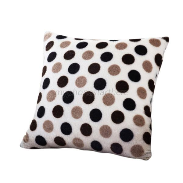 Leopard Print Throw Home Bed Decor Pillow Case Super Soft