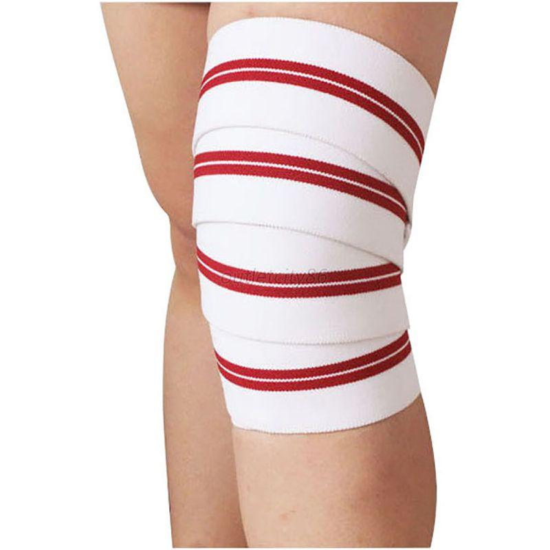 AOLIKES Support Bands Wrist Knee Ankle Elbow Arm Bandage ...