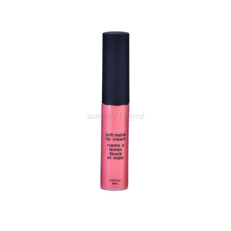12 Color Makeup Waterproof Matte Velvet Liquid Lipstick ...