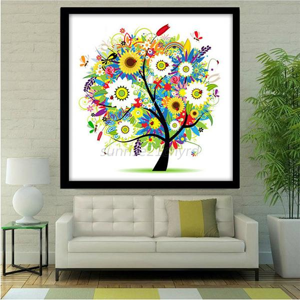 5d Diamond Embroidery Painting Room Home Decor Craft