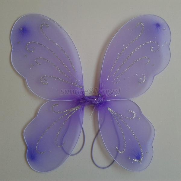 how to make butterfly for fancy dress