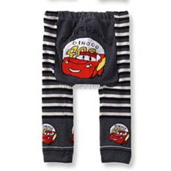 Baby Kids Toddler Girl Boys Cute Cartoon Leggings Leg Warmer Socks PP Pants 1-4Y