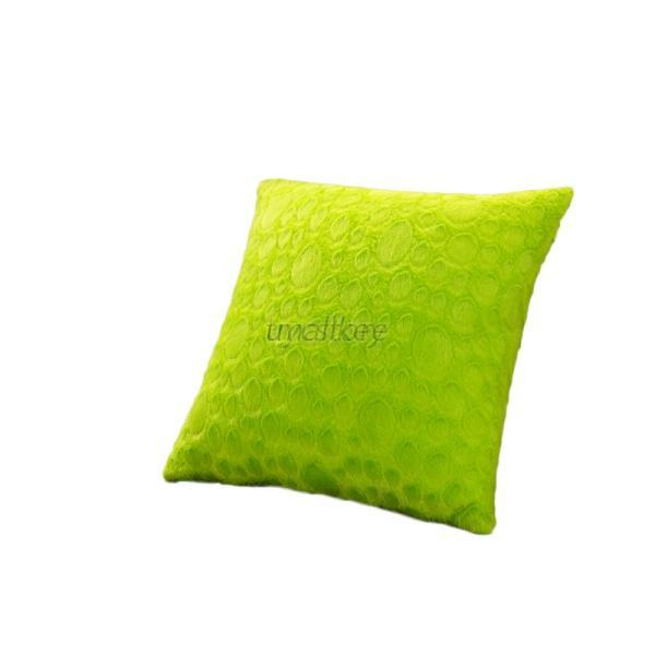 Bulk Throw Pillow Cases : Wholesale Square Soft Plush Faux Fur Fleece Throw Pillow Cover Cushion Case 17 eBay