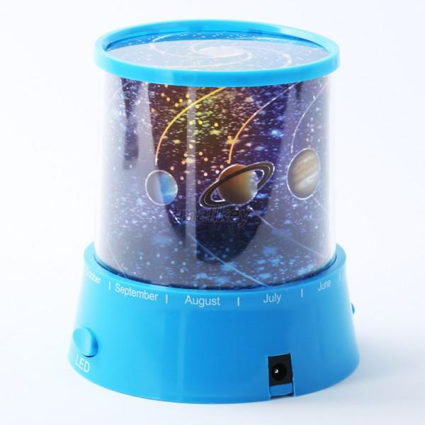 Beautiful Cosmos Sky Starry Star Night Lights Lamps Projector Space Solar System